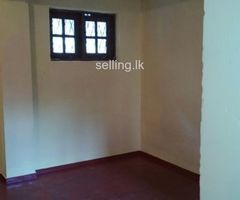 Annex for rent in Maharagama