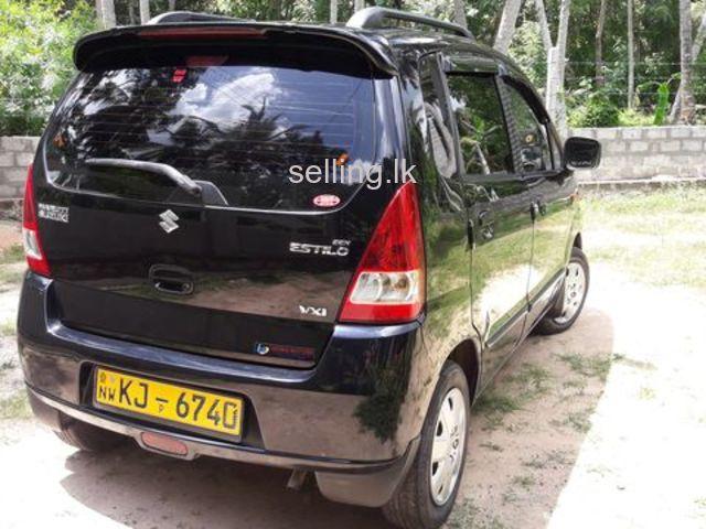 Suzuki Zen estilo 2010  For sale