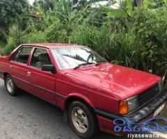 Hyundai stella 1988