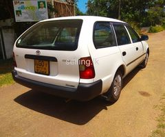 Toyota corolla wagon 1999 for sale