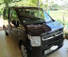 Hybrid Suzuki Wagon R FX  2017 for sale