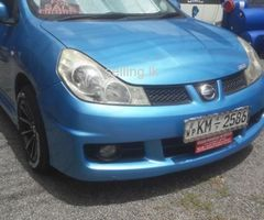 Nissan wingroad 2008 Auto for sale
