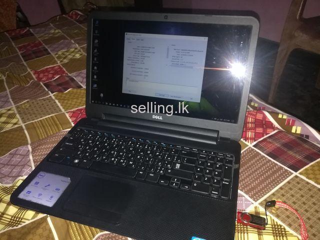 Dell inspiron 15 i3 3rd gen Laptop