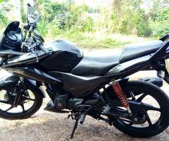 Honda 2015 bike