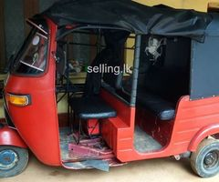 BAJAJ 2 STROKE (GB) THREE WHEELER FOR SALE