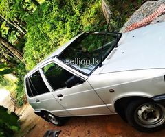 Suzuki maruti 800 for sale 2008