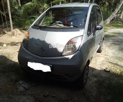 Tata Nano LX 2012 vehicle for sale or exchange