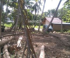 Land with Newly built house and commercial building for sale in kurunegala