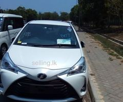 Toyota Vitz safety edition2019  for sale