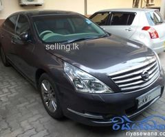 Nissan Teana 2013 for sale