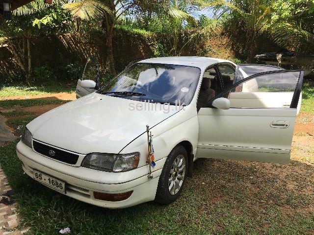 Toyota corona CT190 for sale 1995