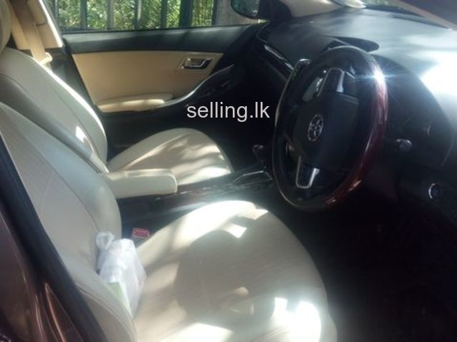 Toyota  premio  FEX G Superior car for sale