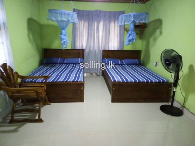 Rooms for rent  in Kataragama