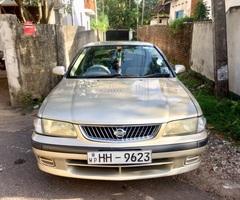 Nissan FB15 2000 car
