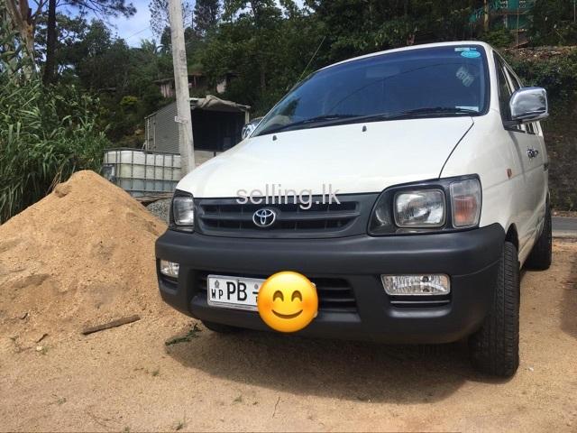Toyota KR42 Noah Van