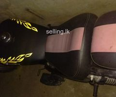 Loncin 2008 bike for sale