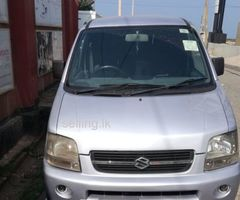 Suzuki Maruti Wagon R VXI 2002 for sale
