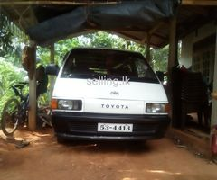 Toyota Townace 1988