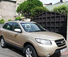 Hyundai Santafe 2008 for sale