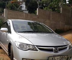 Honda civic FD3 for sale 2007