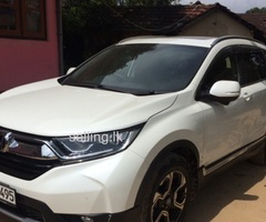 Honda CRV 2018 for sale