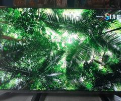 Hisense 55 4k Ultra HD TV for sale