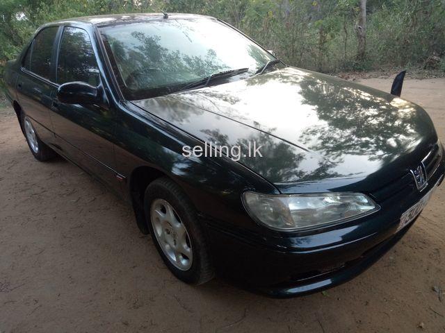 Peugeot 406 car for sale