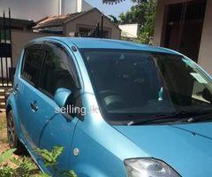 Toyota passo 2007-2011