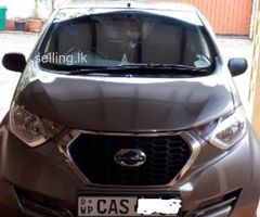 Datsun Redi-GO 2016 Registered Car