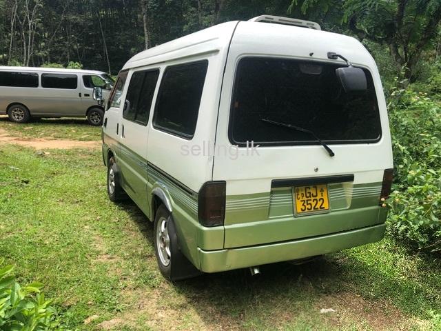 Mazda bongo for Sale Bandarawela - selling.lk in Sri Lanka