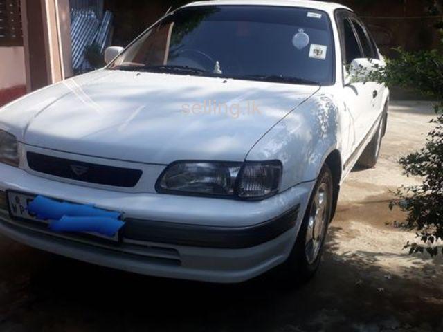 Toyota Tercel Auto 1997