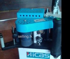 Potable edge banding machine