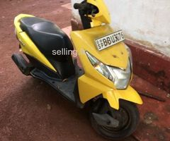 Honda Dio for sale in gonapinuwala