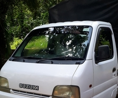 suzuki carry 2005 lorry