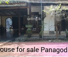 House for sale panagoda