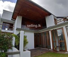 luxury house for sale in thalawathugoda