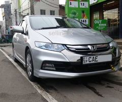 Honda Insight ZE3
