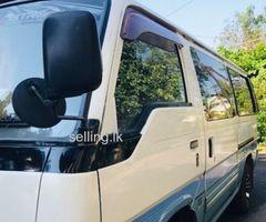 Nissan caravan VX