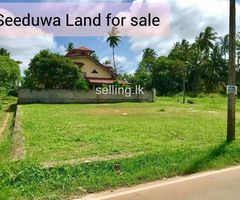 Land for sale Seeduwa