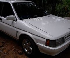 Toyota Corsa EFI TURBO model