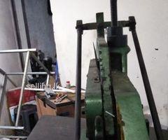 Offset cutter