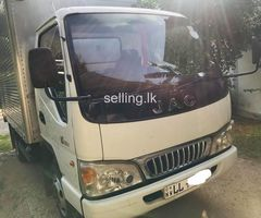 JAC 14 Ft Full Body 2015 Registered (Used) Lorry
