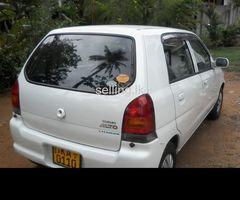 Suzuki Japan Alto 2002 Auto
