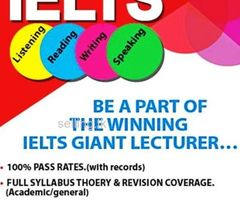 IELTS SPECIAL CLASSES