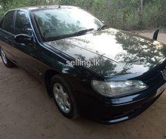 Peugeot car for salling