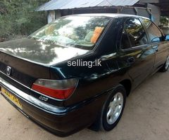 Peugeot car for salling
