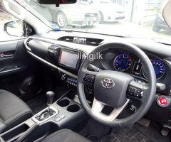 Toyota Hilux QDF-GUN125 TRD Double Cab- 2018