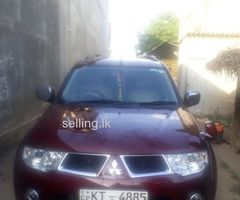 Mitsubishi Montero 2012 Jeep for sale