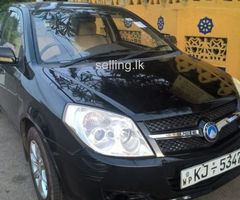 Micro Geely MX7 Car for sale