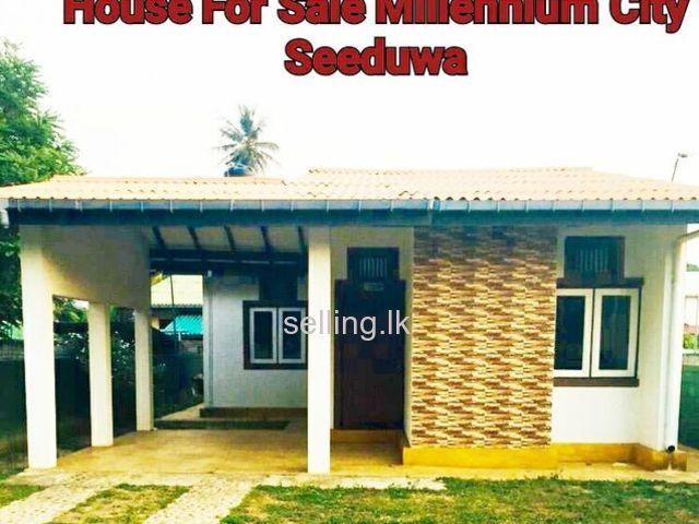 House for sale Seeduwa Millennium City